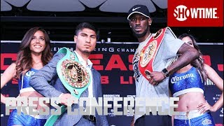 Garcia vs. Easter: Post-Fight Press Conference | SHOWTIME CHAMPIONSHIP BOXING