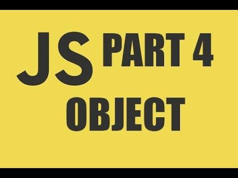 JAVASCRIPT TUTORIAL || OBJECT || FOR ABSOLUTE BEGINNERS!! thumbnail