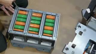 Батарея Honda Civic Hybrid 2006-2010гг., ремонт