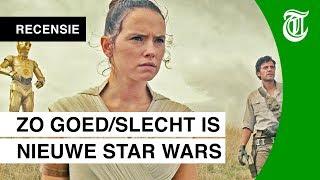 """Matige reviews over Star Wars: The Rise of Skywalker: """"Het is wat humorloos en braaf"""""""