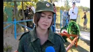 Вахта Памяти Рессета-2012. Захоронение в п.Боев.flv