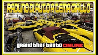 LIVE GTA5 RADUNO AUTO A TEMA GIALLO