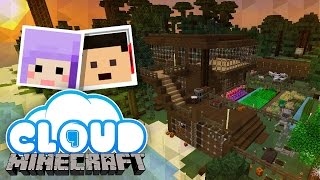 NEW HOUSE - Cloud 9 Season 3 Ep. 10(We built a new house in our world! Also, we have brand new armor called Alacrity! Gives us that new jump boost buff! :D Leave a LIKE if you enjoyed the ..., 2015-10-25T04:42:24.000Z)