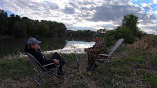 Рыбалка осенью. Кого мы только не ловили