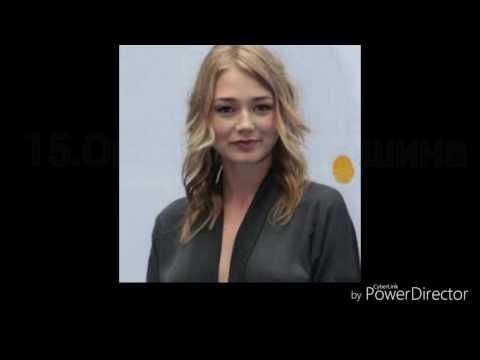 ТОП-15 самых красивых актрис России