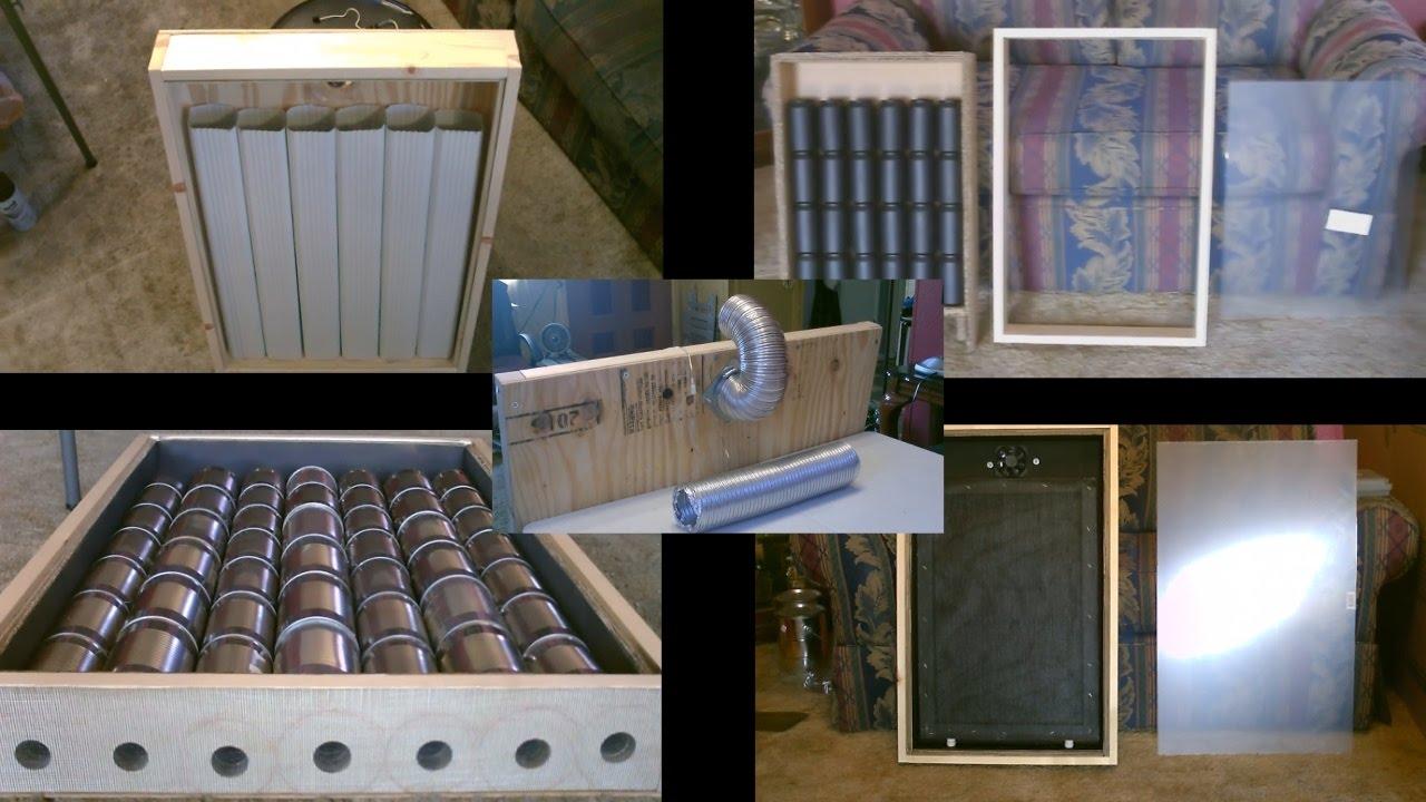 types of solar air heater pdf