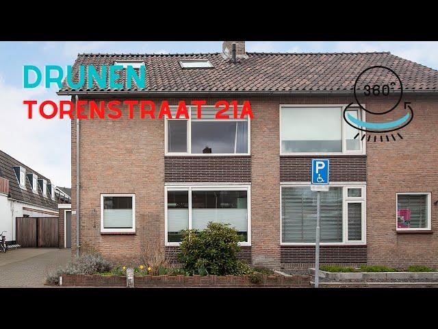 360 graden video YouTube - Torenstraat 21 A Drunen