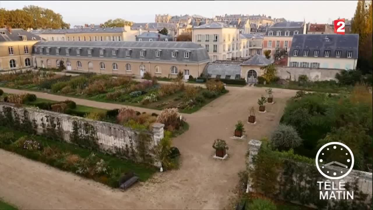 jardin versailles le potager du roi youtube. Black Bedroom Furniture Sets. Home Design Ideas
