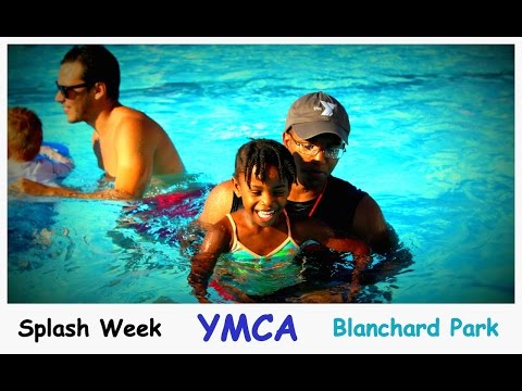 Blanchard Park YMCA Splash Week
