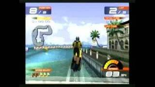 Wave Rally PlayStation 2 Gameplay_2001_10_25_3