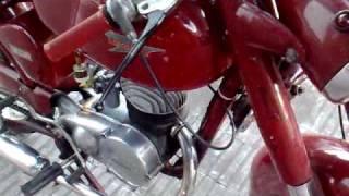 Ceccato 100 cc Italiana 1957