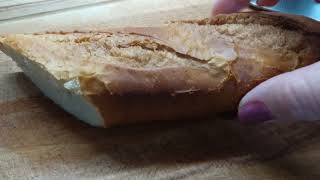 как сделать хлеб мягким и хрустящим ?