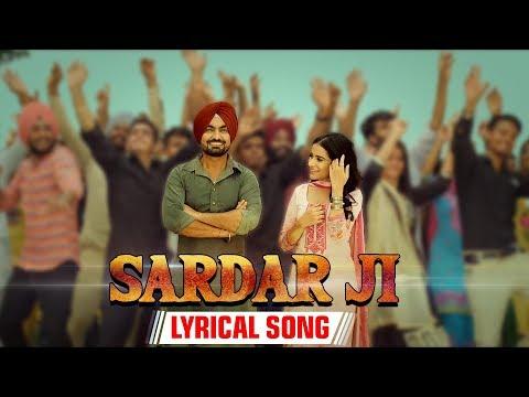 Sardar Ji with Lyrics | Kaur B | Ravinder Grewal, Sara Gurpal | Dangar Doctor | New Punjabi Songs