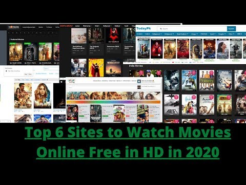 top 6 sites to watch movies online free in hd in 2020