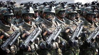 БОЕВЫЕ КИБОРГИ КНДР- СПЕЦНАЗ СЕВЕРНОЙ КОРЕИ. (NORTH KOREAN SPECIAL FORCES)- ЖЕСТЬ!