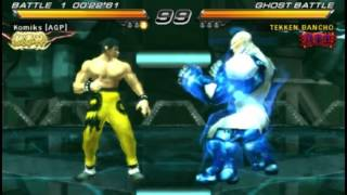 Tekken Hybrid 2.0 Project Mod Update [for PPSSPP Android & PC] - Tekken Revolution