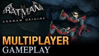 Batman: Arkham Origins - Multiplayer Gameplay #6 [Robin