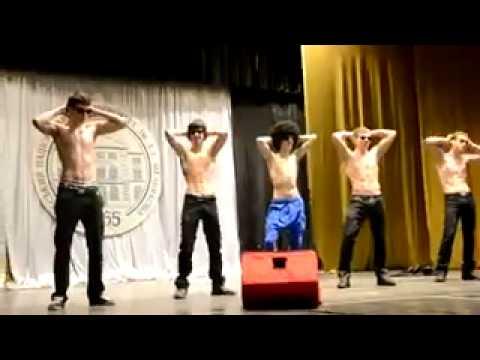 Танцы пацаны голые #7