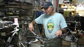 Origins of mountain biking: Joe Breeze Interview