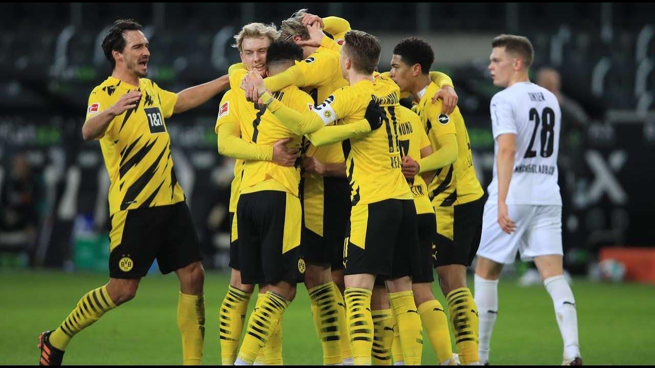 Download Stuttgart 2 - 3 Borussia Dortmund | All goals and highlights | Bundesliga Germany | 10.04.2021