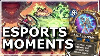 Hearthstone - Best Esports Moments