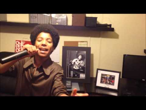 The Jackson 5: Why Dont You Give Love On Christmas Day (Jibeel Singing)