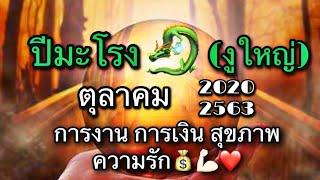 ปีมะโรง-งูใหญ่-ประจำเดือน-ตุลาคม-2563-2020-โดยคุณปภาวรินท์