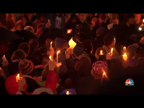 Community Mourns After Mass Shooting At Pittsburgh Synagogue   NBC Nightly News