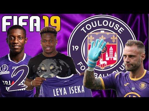 FIFA 19 -  Début en Ligue 1! - Ep 2