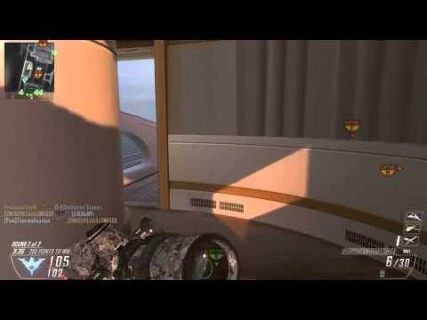 Thermalisation - Black Ops II Game Clip