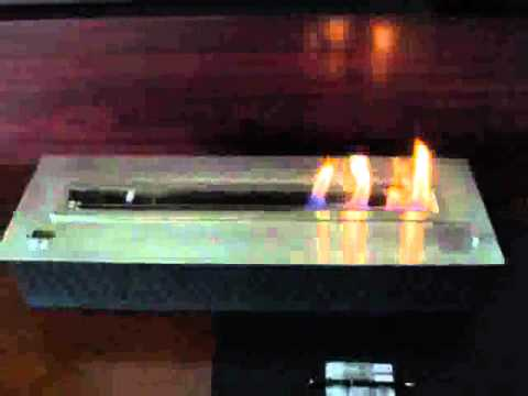 l schen bio ethanol kamin bioethanol kamin fen oder ethanol brenner a fire youtube. Black Bedroom Furniture Sets. Home Design Ideas