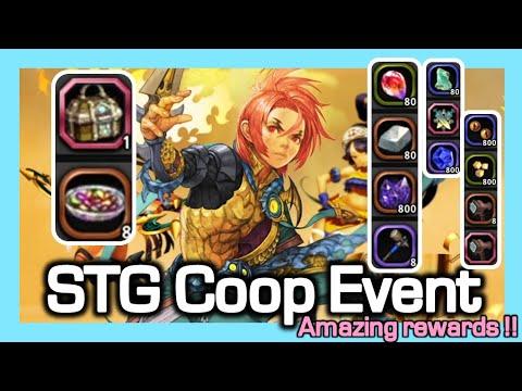 Download STG 20 Coop event / Too many amazing rewards / Dragon Nest Korea (2021 October)