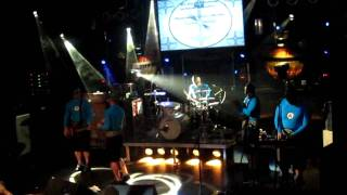 """Robot Theme song"" by Aquabats at Culture Room 2010"