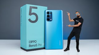 OPPO Reno5 Pro UNBOXING & Giveaway!