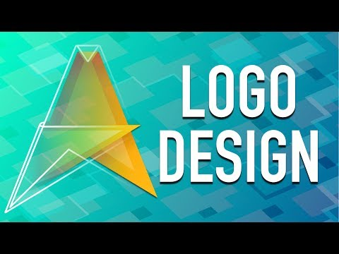 Create a logo in Affinity Designer - Time Lapse