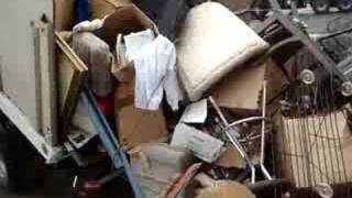 GoJunk.net, Junk Removal, Trash Hauling, Dump Truck pick up