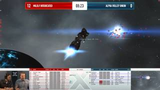 EVE Online - AT10 Day 5 Match 5 - Mildly Intoxicated vs Alpha Volley Union