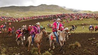 T'ikapallana. El Carnaval De Tambobamba