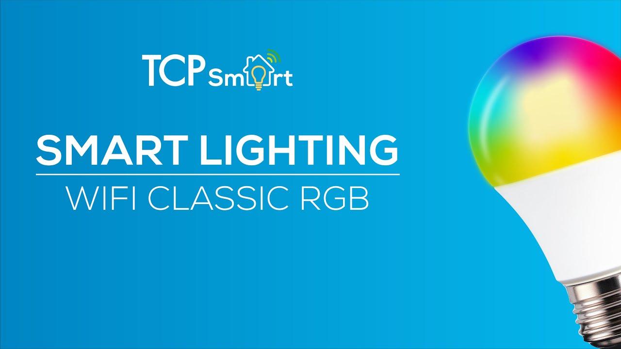 tcp smart lighting wifi classic rgb