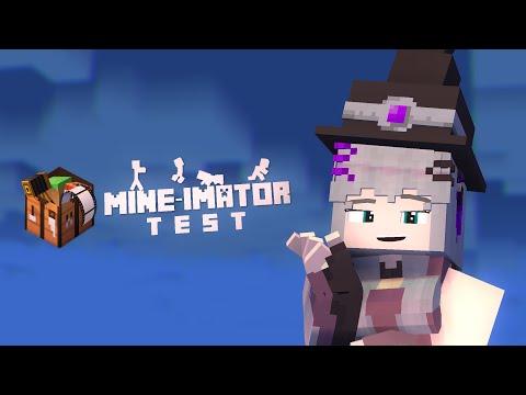 Lip Sync 2 | Mine Imator Test