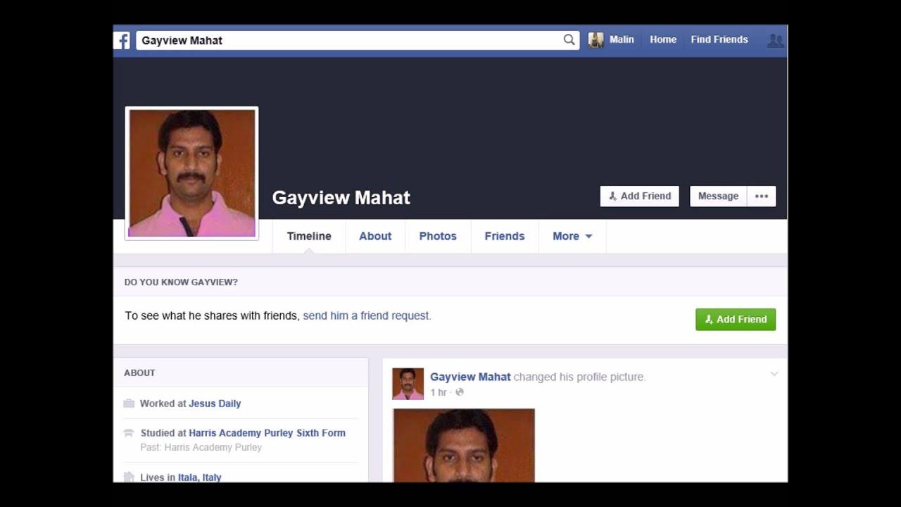 Last Christmas I Gayview Mahat.Last Christmas Facebook Style