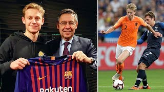 FC Barcelona's new signing is the best player Griezmann has ever faced