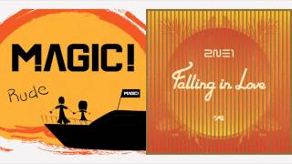 MAGIC! - Rude vs 2NE1 - Falling in Love (MashUp)
