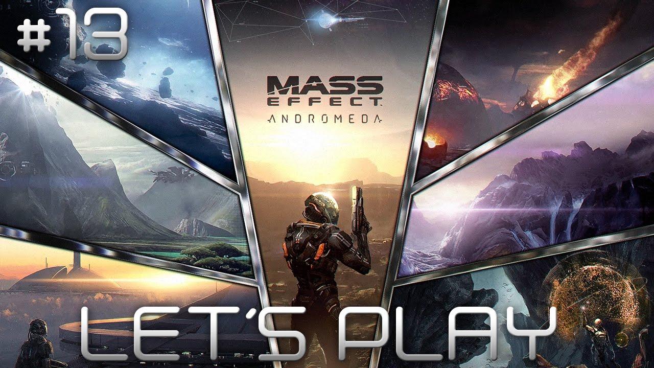 Mass Effect Andromeda 1920x1080: Mass Effect Andromeda - Planète à L'Agonie