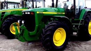 Трактор John Deere 8300