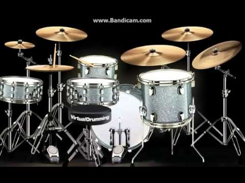Vierratale - Rasa ini Virtual drumming