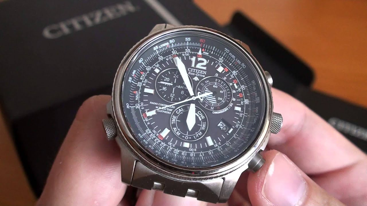 Инструкция citizen eco drive