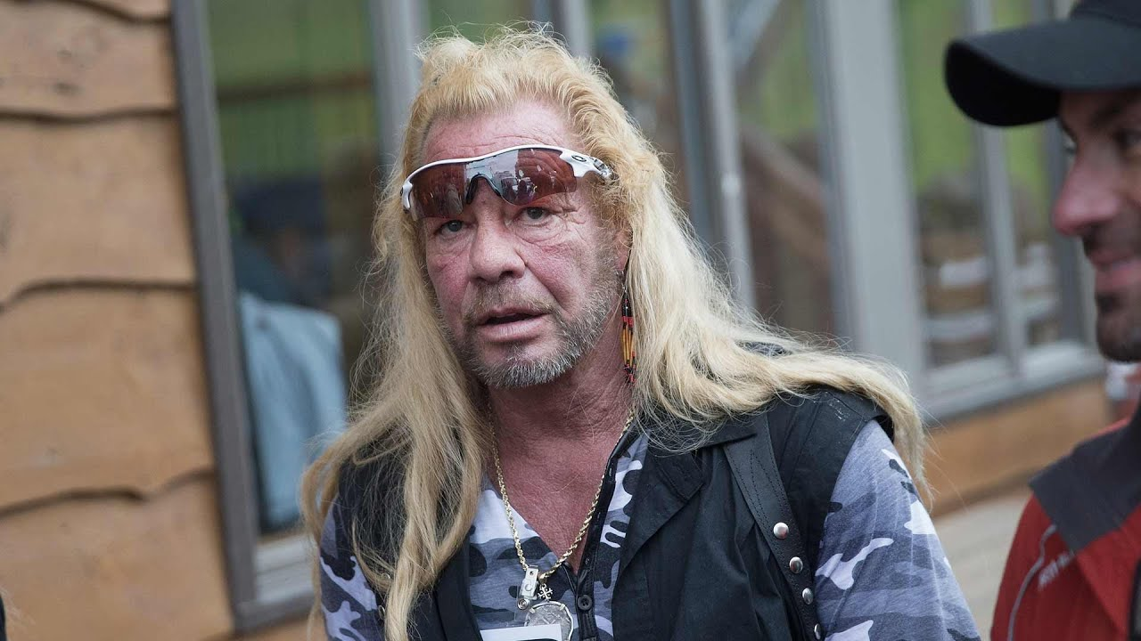 Dog the Bounty Hunter hospitalized in Colorado for possible heart condition