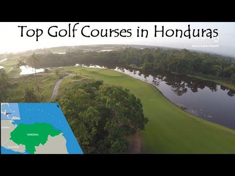 Honduras - Top Golf Courses in Honduras