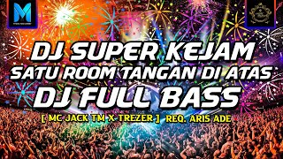 Download lagu DJ PALING KEJAM !! SATU ROOM TERBAKAR - DJ JUNGLE DUTCH FULL BASS [ McJackTM X TREZER ] Req.ARIS ADE